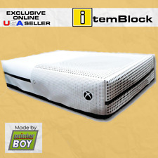 XBox One S White Console System Dust Cover (Exclusive eBay US Seller) VINYL