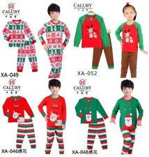 Christmas Boy Cotton Sleepwear for Boys