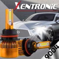 XENTRONIC LED HID Headlight kit 9004 HB1 6000K for 1989-1998 Suzuki Sidekick