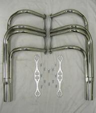 T-Bucket Roadster Small Block Chevy 327 350 400 Stainless Exhaust Headers SBC