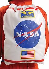 KIDS NASA SPACE ASTRONAUT BACKPACK BAG TOTE COSTUME ACCESSORY ARDSAW