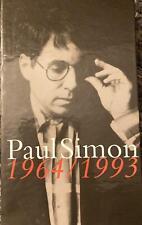 Paul Simon - PAUL SIMON 1964/1993 - 3CD Deluxe Edition Box Set - EXCELLENT!