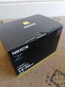 Nikon Nikkor Z 14-30 f/4 S