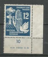 DDR  postfrisch   278  DV1