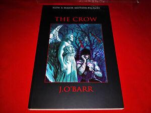 THE CROW | 90's Graphic Novel J. O'barr Kitchen Sink Press TBP | Brandon Lee