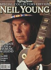 Rolling Stone Magazine Commemorative 2014 100 Greatest Songs NEIL YOUNG