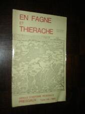 EN FAGNE ET THIERACHE - Tome VIII - 1969 - Presgaux Belgique