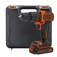 Black & Decker Cordless Hammer Drill, 18v