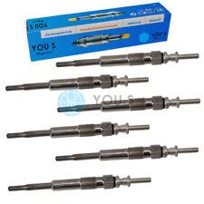 6 Stück YOU.S Original Glühkerzen für BMW X3 E83 X5 E53 E70 X6 E71 3.0 3.5 d