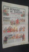 Revista Dibujada La Semana De Suzette que Aparecen El Jueves 1936 N º 20 ABE
