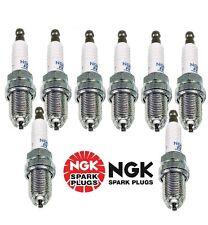 VW Audi Set of 8 Spark Plugs NGK Standard Copper Resistor BKUR 6 ET 10/2397