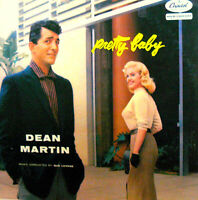 "DEAN MARTIN LP 12"" PRETTY BABY  USA CAPITOL RECORDS T 849 MADE IN U.S."