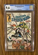 Amazing Spider-Man #299 CGC 9.6 ~ 1st Appearance of VENOM In Cameo🔥 🔑 🔥