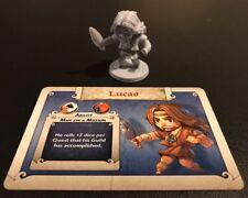 LUCAS - Arcadia Quest Inferno Kickstarter Exclusive Hero