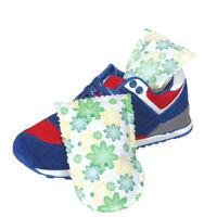 2x zapatos desodorizante bolsa carbono olor eliminador de carbón de bamG2