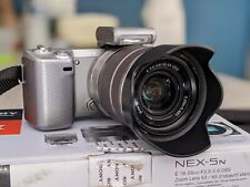 Sony Nex 5N et 18-55 mm