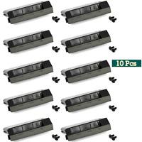 10x HDD Hard Drive Caddy Covers + Screws For IBM Lenovo Thinkpad T430 T430i