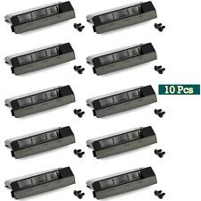 Lot of 10 Hard Drive Caddies Covers + Screws For IBM Lenovo T430 T430i