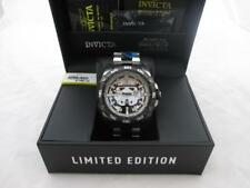 INVICTA 26517 WATCH 52MM Star Wars Storm Trooper STAINLESS AUTOMATIC Limited Ed