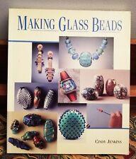 Making Glass Beads PB Jenkins 2004