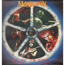 Marillion Lp Vinile Real to Reel / EMI ‎– 54 2603031 Nuovo 5099926030319