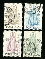 Portugal Stamps # 717-20 VF Used Catalog Value $31.10