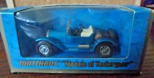 MATCHBOX MODELS OF YESTERYEAR - Y-8 1914 STUTZ ROADSTER