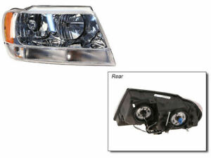 Right Headlight Assembly 9XSD15 for Dodge Caliber 2007 2008 2009 2010 2011 2012