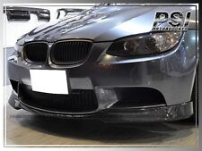 2008-2013 BMW E90 E92 E93 M3 ONLY AC Style Carbon Fiber Front Bumper Add On Lip