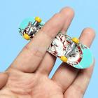 Pop Finger Board Tech Deck Truck Skateboard Kid Children Hobby Toys AU