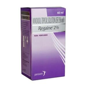 Regaine 2% Solution 60ml