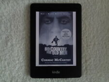 Amazon Kindle Paperwhite 6th Generation E Reader with Back Light + 1300 Books