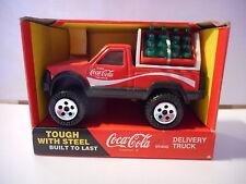 buddy l  coca cola delivery truck pick-up mib 421