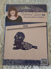 BRAND NEW TATTERED LACE DIE - SEAL  - D1006 - NEW RELEASE
