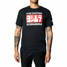 Fox Racing Men's Yoshimura Honda Basic Short Sleeve T Shirt Black Clothing Ap...
