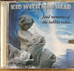 """KID WITH MAN HEAD - """"Fond Memories...."""" CDEP - Bad Religion produced"""
