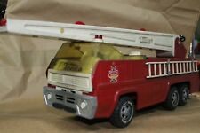 Vintage 1970's Tonka Aerial Ladder Red Fire Engine