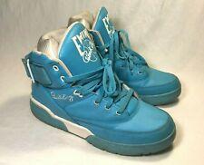cheap for discount 066a4 4cc6d Patrick Ewing 33 Hi Etheral Blue Basketball Shoes Men Size 10.5