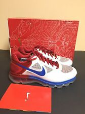 Mens Nike Air Trainer 1.3 Max Breathe MP SZ.9 Manny Pacquiao Shoes Training Run