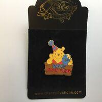 DisneyPins.com - WDW - Happy Pooh Year - Limited Edition 1000 Disney Pin 35645