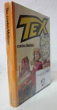 TEX CONTRO MEFISTO - ED. CEPIM - 1° EDIZIONE  (TEX CAMICIA ROSSA)