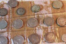 Konvolut Deutsche Mark Silbermünzen