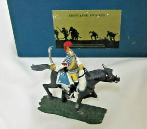 Frontline Figures Lead Soldier Connoisseur Range French, 1st. Carabiniers N.C.O.