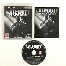 Call of Duty Black Ops 2 II PS3