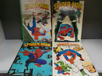 Spider-Man Annuals - 4 Books Collection! (ID:5988)