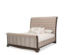 Aico Furniture - Valise Eastern King Upholstered Bed - 9026600Ek4-110