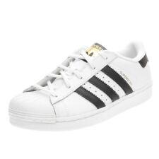 Scarpe Adidas Superstar Foundation C Taglia 31 BA8378 Bianco