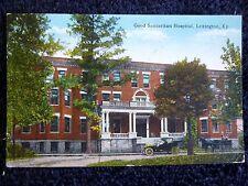 1925 The Good Samaritan Hospital in Lexington, KY Kentucky PC