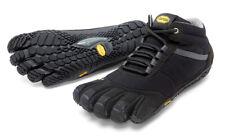 Vibram Five Fingers Trek Ascent Insulated Trail Running Shoes Sports Uk10 Black