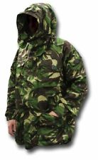 Windproof DPM Woodland Camouflage Jackets Excellent condition